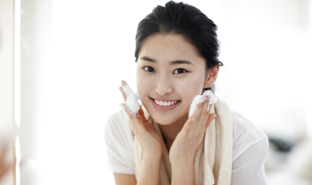 Korean stars' cleansing secrets for really beautiful skin DECOR MAIN