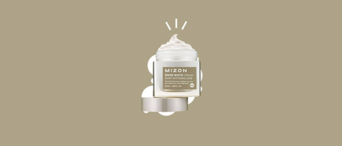 Mizon White
